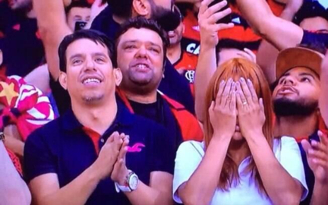 Casal costumava ir ao estádio para acompanhar os jogos do Flamengo