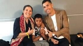 Quero vê-lo voltar ao Sporting, diz mãe de CR7