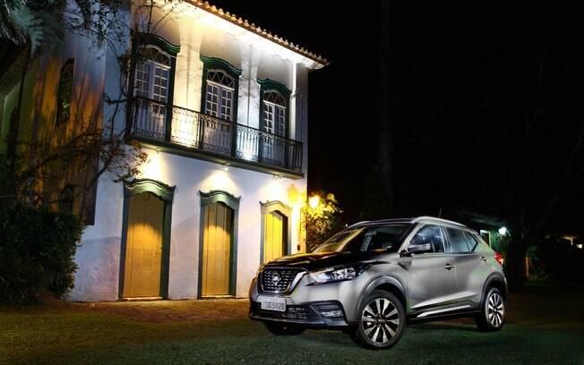 Nissan Kicks: quarto SUV mais vendido em novembro, o modelo brasileiro empolga a matriz japonesa