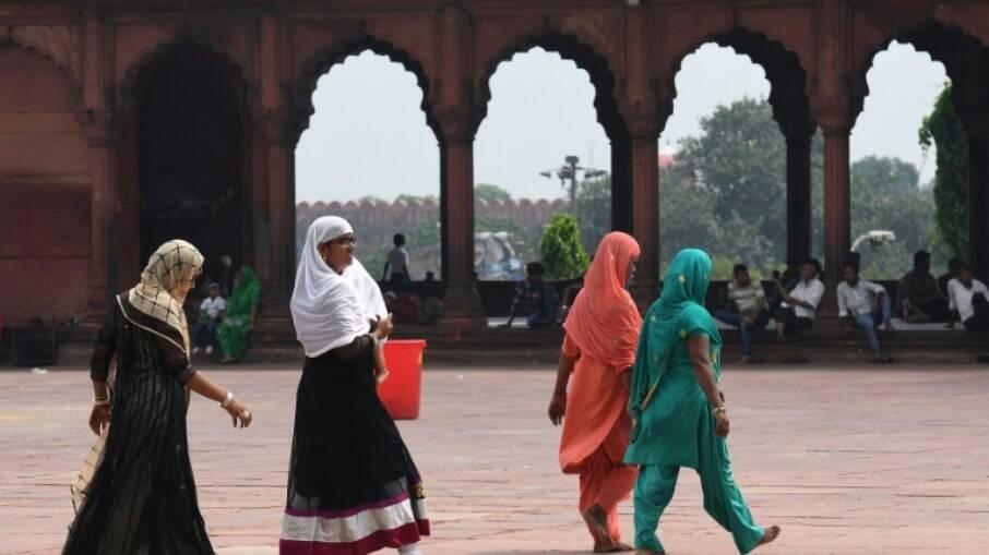 Mulheres muçulmanas na Índia