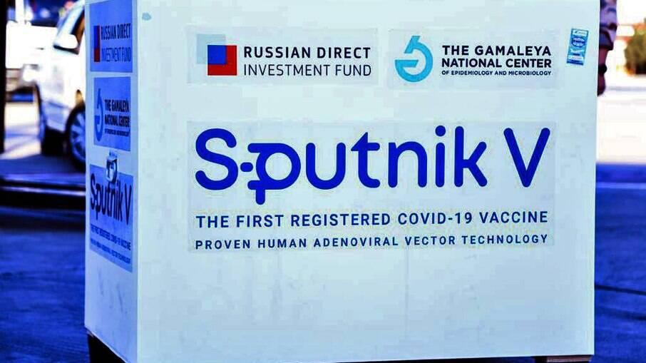 Anvisa negou importação da vacina Sputnik V ao Brasil