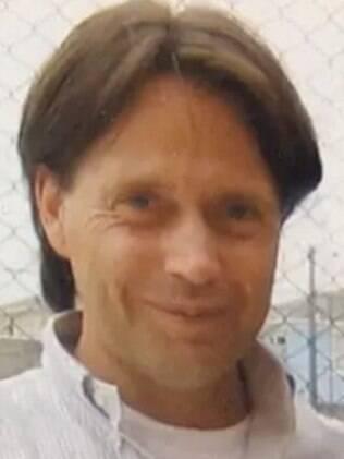 Alemão Markus Muller, vítima da explosão em vazamento de gás