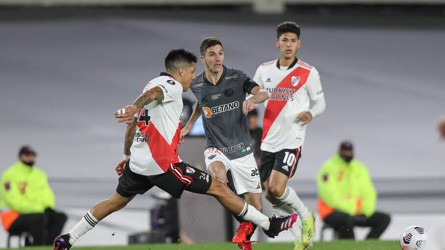 River Plate x Atlético-MG
