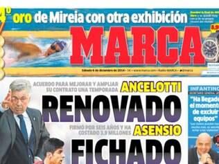 Jornal espanhol diz que acerto com o jogador do Cruzeiro pode acontecer já na próxima segunda-feira.