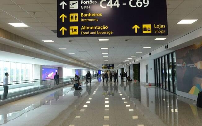 Aeroporto Internacional Tom Jobim – Rio Galeão