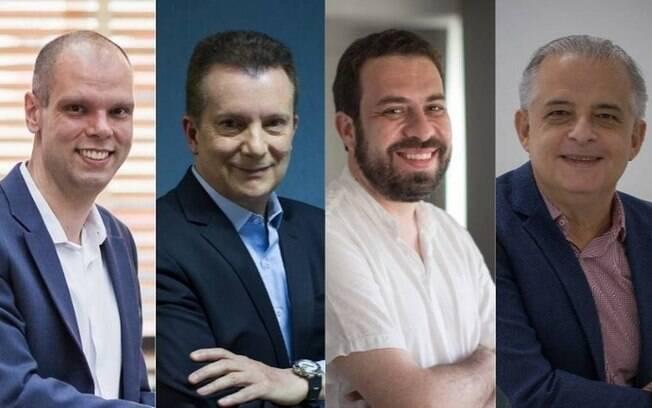 Márcio França diz que PSDB tenta evitá-lo no 2º turno inflando Guilherme Boulos