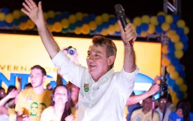 Antonio Denarium, do PSL, mesmo partido de Bolsonaro, conseguiu retomar o comando do estado para o partido em Roraima, algo que não acontecia desde 2002