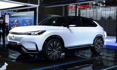Honda mostra protótipo do SUV HR-V elétrico