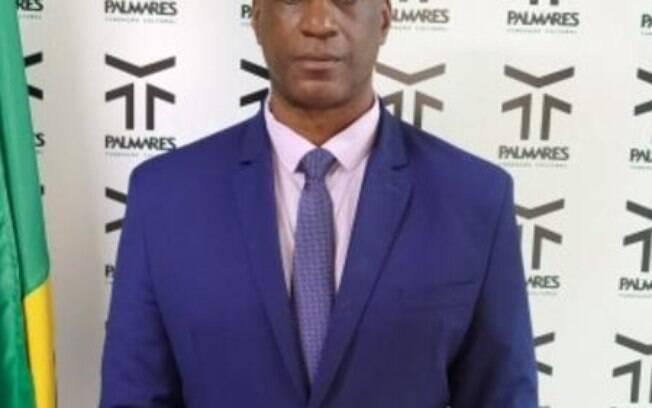 Sérgio Camargo, presidente da Fundação Palmares, rebateu críticas de Luciano Huck