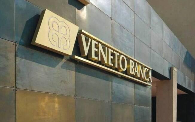 Sede central do Veneto Banca que foi invadida por homem que perdeu dinheiro em ações fica na cidade de Montebelluna