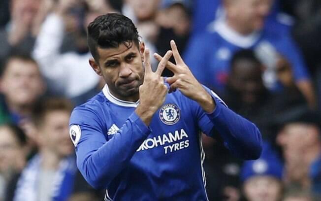 Diego Costa não tem bom relacionamento com Conte e vai deixar o Chelsea