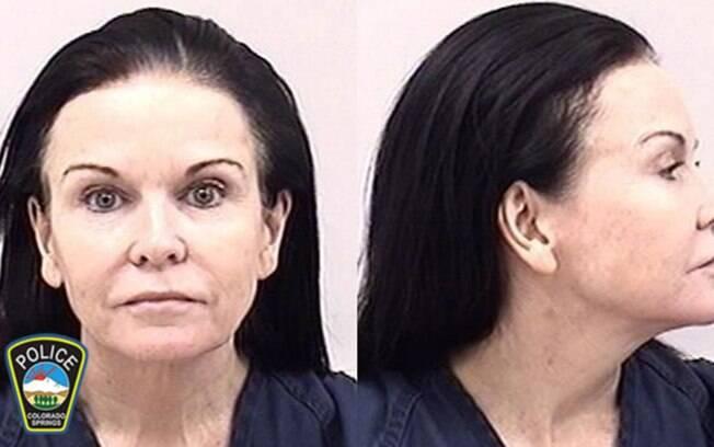 Carla Faith, de 52 anos, já foi condenada outras duas vezes pelo mesmo crime