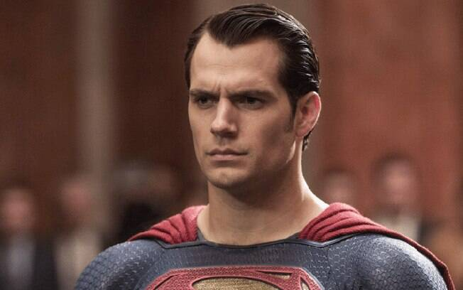 Henry Cavill é o intérprete do Superman na versão cinematográfica
