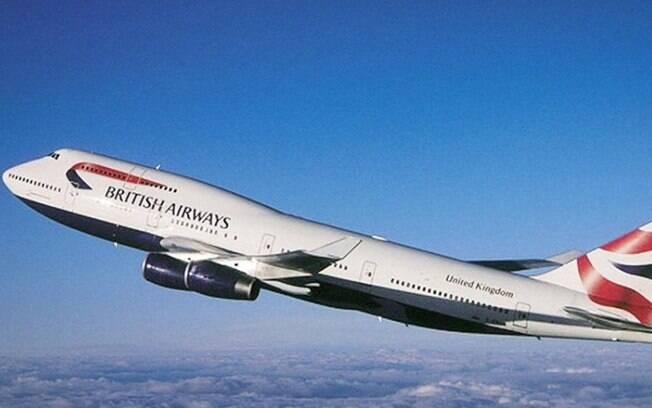 Voo da companhia aérea British Airways tem incidente e é obrigado a fazer pouso de emergência