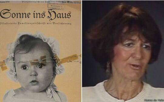 Bebê 'ariano ideal' em capa de revista nazista era judeu - BBC - iG