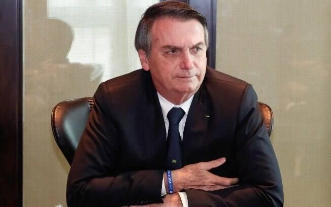 Jair Bolsonaro (PSL) repetiu que considera o nazismo um movimento de esquerda durante viagem a Israel; presidente contraria Parlamento Alemão