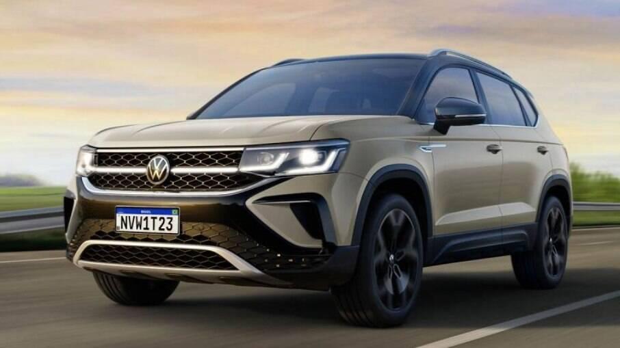 VW Taos 2022 chega para decretar o fim das versões de cinco lugares do Tiguan