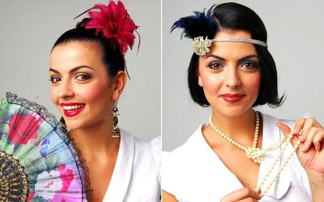 Looks de espanhola e melindrosa são clássicos e mais sofisticados