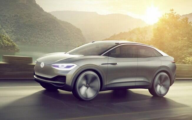 VW I.D Crozz adiantará o futuro do SUV urbano no Salão do Automóvel 2018