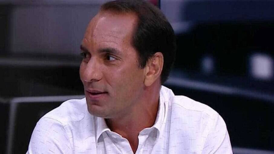 Edmundo estreia em emissora