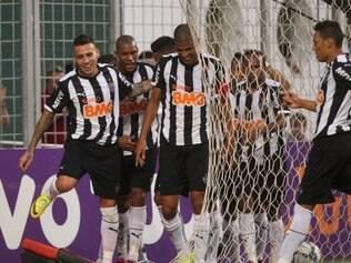 Esportes - Belo Horizonte - MG Jogo entre Atletico Mineiro e Cruzeiro valido pela quarta rodada do campeonato brasileiro serie A 2014 na Arena Independencia  FOTO: FERNANDA CARVALHO / O TEMPO 11.5.2014