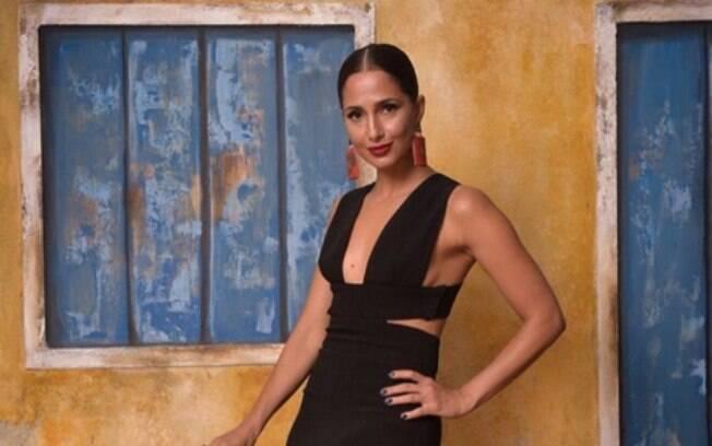 Camila Pitanga já chegou a processar a revista Playboy
