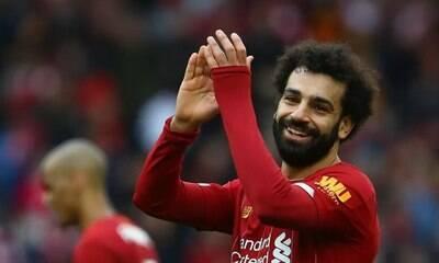 Salah: 'Na minha cabeça, sou o melhor de todos os tempos'