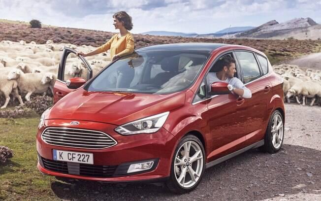 Ford C-Max Energi: modelo poderia rivalizar com o Chevrolet Bolt no Brasil