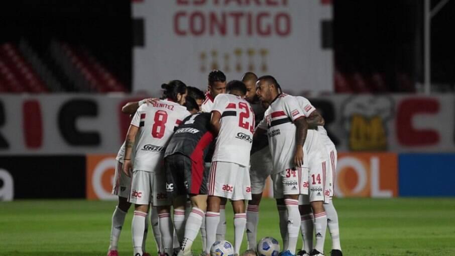 São Paulo fecha com novo patrocinador máster por valor recorde