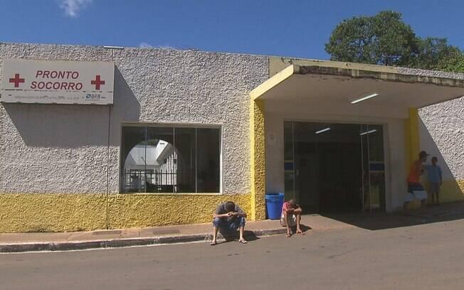 Elas foram levadas para o Hospital Regional de Sobradinho.