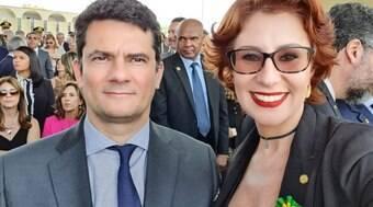 Não houve tráfico de influência entre Moro e Zambelli, diz Aras