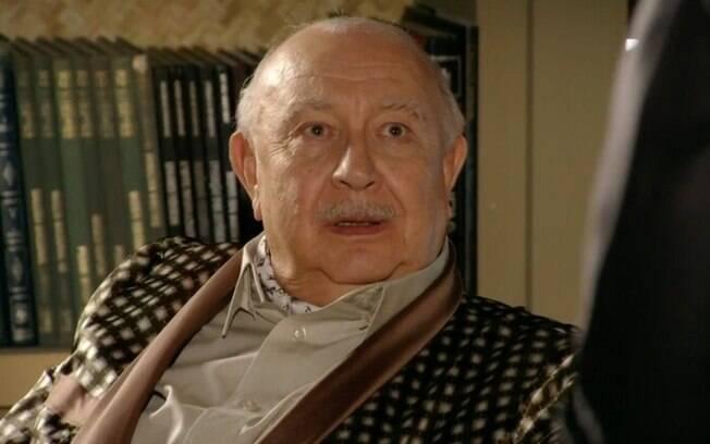 Dionísio, personagem de Sérgio Mamberti em