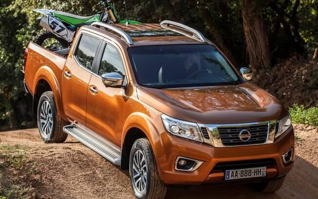 Hoje, a Nissan Frontier está nas lojas em apenas uma versão, por R$ 166.700, por enquanto importada do México