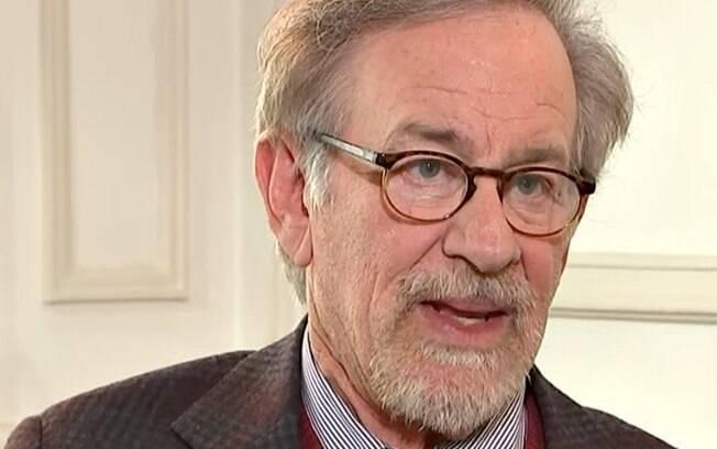 Steven Spielberg diz que filmes de streaming devem concorrer apenas ao Emmy