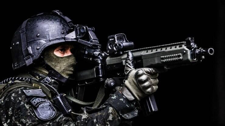 Conheça O Coe Unidade De Elite Do Batalhão De Choque Da