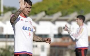 Flamengo faz esforço para tentar blindar e fazer valer investimento em Guerrero
