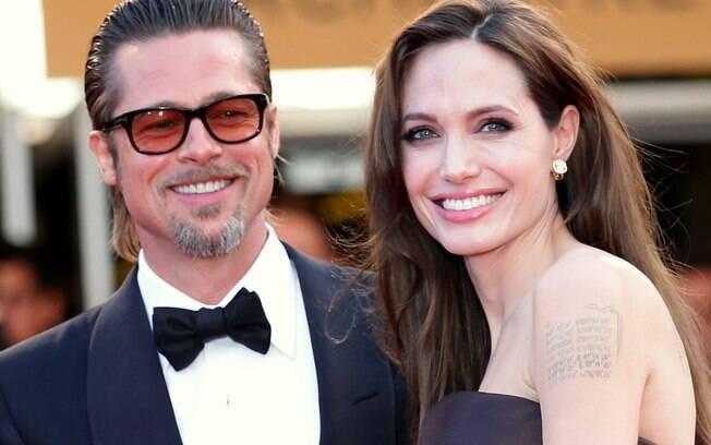 Amigos de Brad Pitt alegam que Angelina Jolie quer tentar sujar o nome do ex