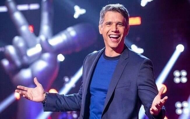 Márcio Garcia comanda o The Voice Kids