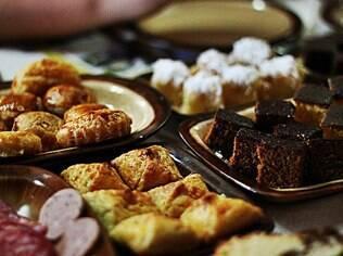 Os destaques no Opa's Kaffeehaus, em Nova Petrópolis, são a empada de massa folhada e as trouxinhas de maçã