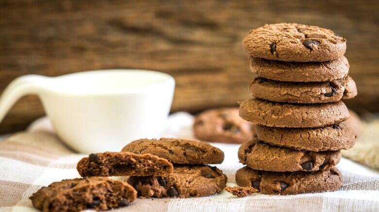 Aprenda a fazer a receita original de cookies americanos