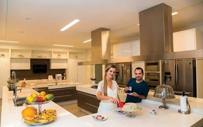 Veja fotos da mans o de artisitas famosos brasileiros - Casas de famosos por dentro ...