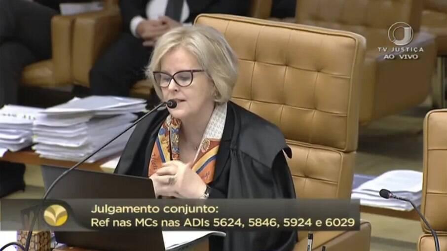 A ação está com a ministra Rosa Weber, que não deve decidir em meio ao recesso do Judiciário