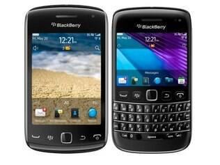 BlackBerry Curve 3980 e Bold 9790