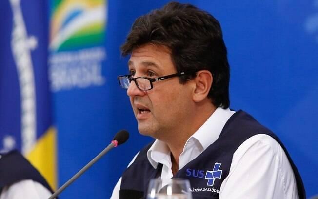 Ministério da Saúde perdeu credibilidade, afirma Mandetta