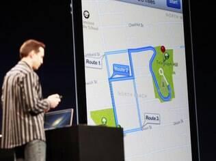 Aplicativo de mapas do iOS 6 não tem todos os recursos no Brasil