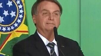 Governo Bolsonaro publica página, mas esquece conteúdo