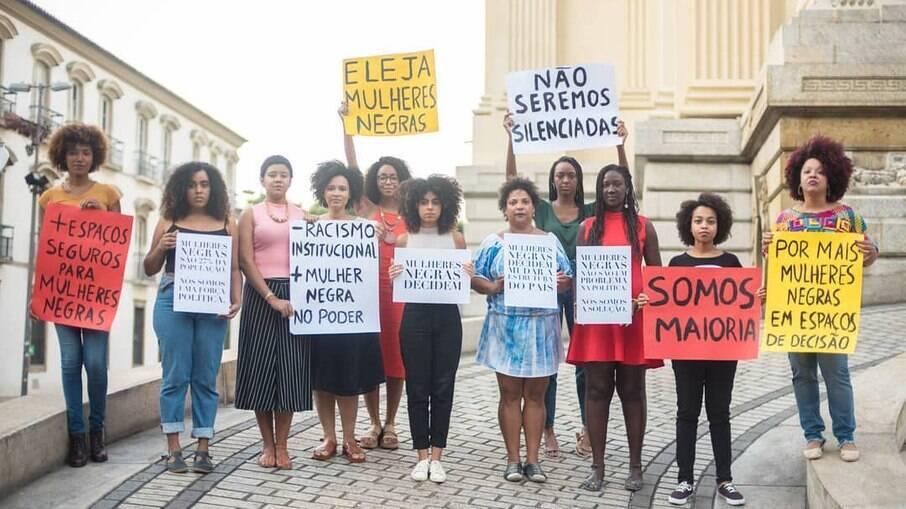 Mulheres negras pedem mais espaços políticos