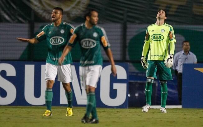 Bruno lamenta falha após primeiro gol do  Tijuana