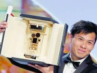 """Reconhecimento. Diretor de Cingapura Anthony Chen levou o prêmio no ano passado com o longa-metragem """"Ilo Ilo"""""""
