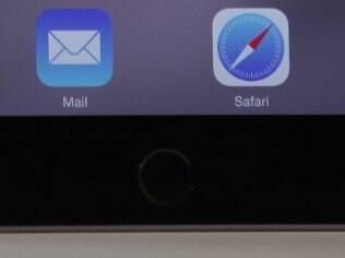 iPad Air 2 é primeiro com leitor de digitais TouchID no botão Home